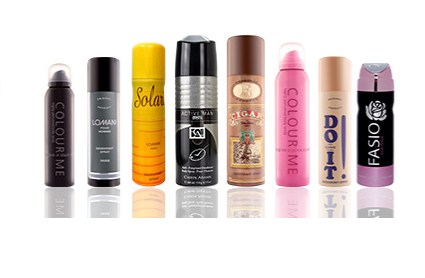 Luxury Body Spray