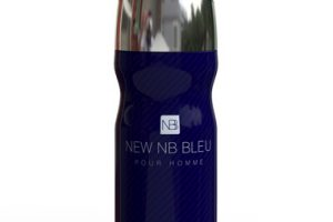 New NB Bleu Deodorant