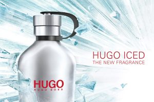 Hugo Iced eau de toilette perfume for men