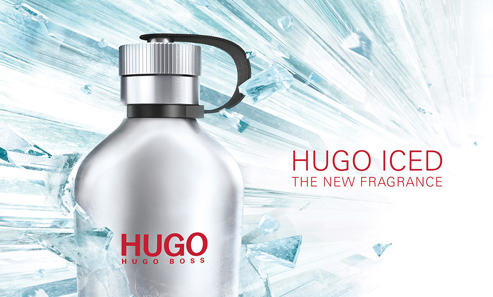 Hugo Iced eau de toilette perfume for men