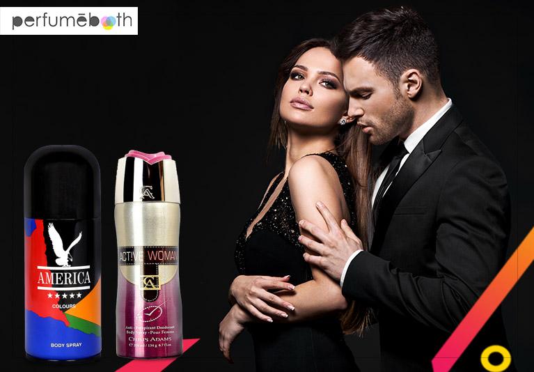 Women Deodorant