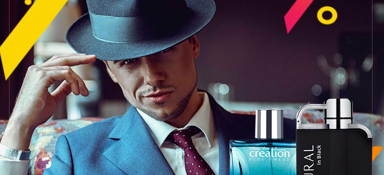 Long Lasting Perfume for Men