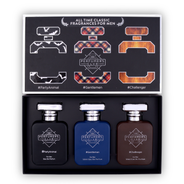 All Time Classic Fragrances for Men